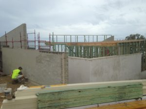 lime putty render adelaide