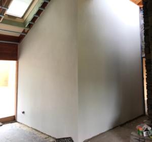 internal wall rendering